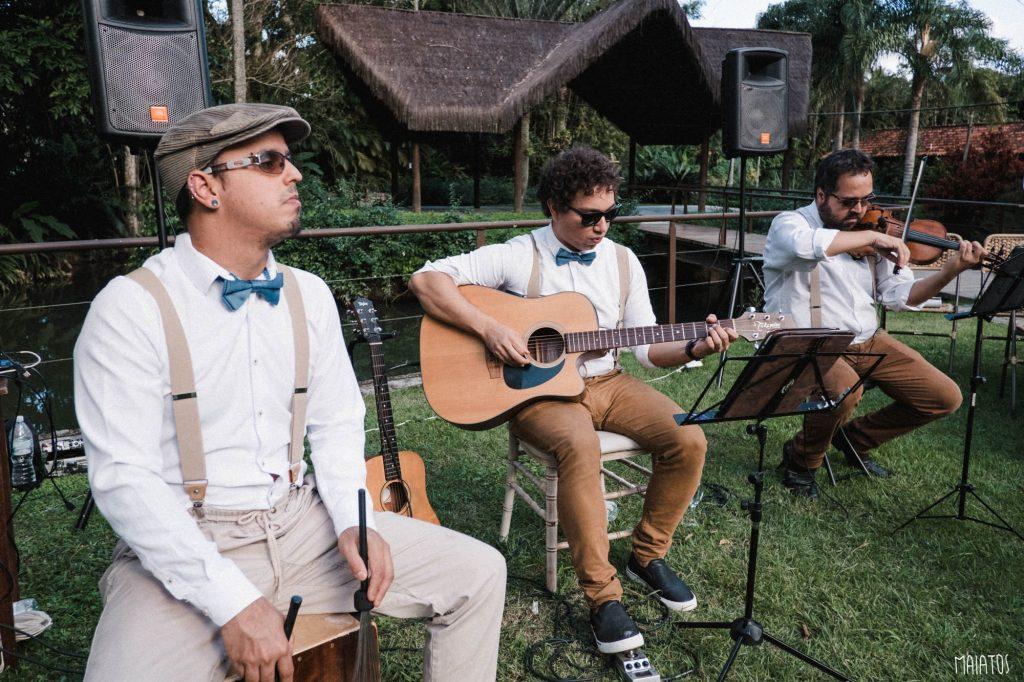 beach n bossa músicos para casamento ao ar livre